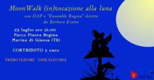 manifesto moonwalk in-vocazione evento