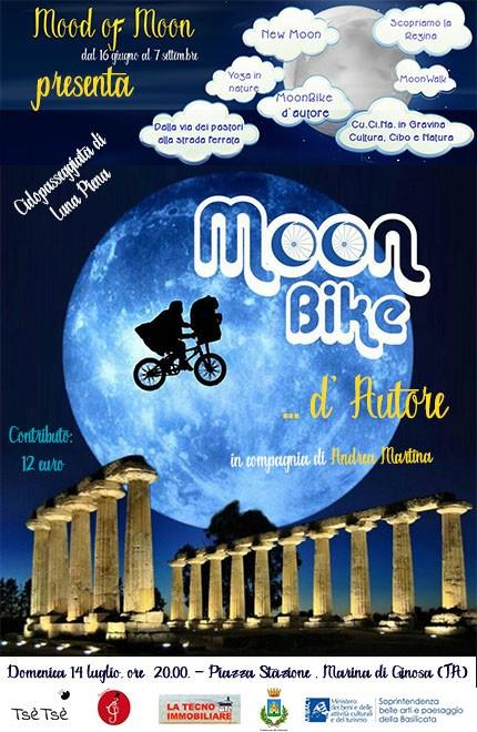 Moon Bike d'autore